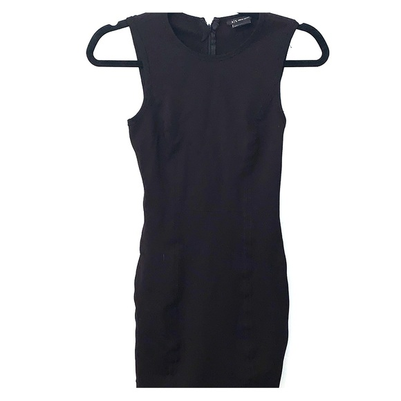 Armani Exchange Dresses & Skirts - Black Armani Exchange Dress size XS
